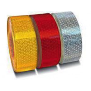 ROLLO REFLECTANTE RIGIDO 50M X 50 mm