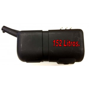 DEPOSITO GAS-OIL RECTANGULAR 152 LITROS