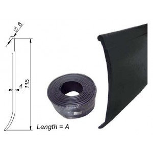 ROLLO PERFIL EXTERTIOR PVC