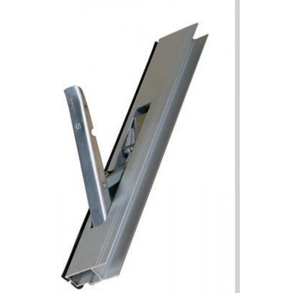 Cierre para cartola aluminio innovatrucks for Herrajes para toldos de aluminio
